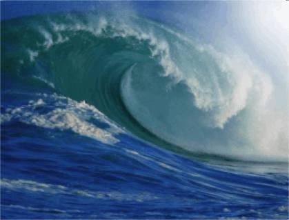 Oceans Of Energy - The Poem