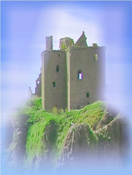 Metaphor Poem: The Oldest Castle